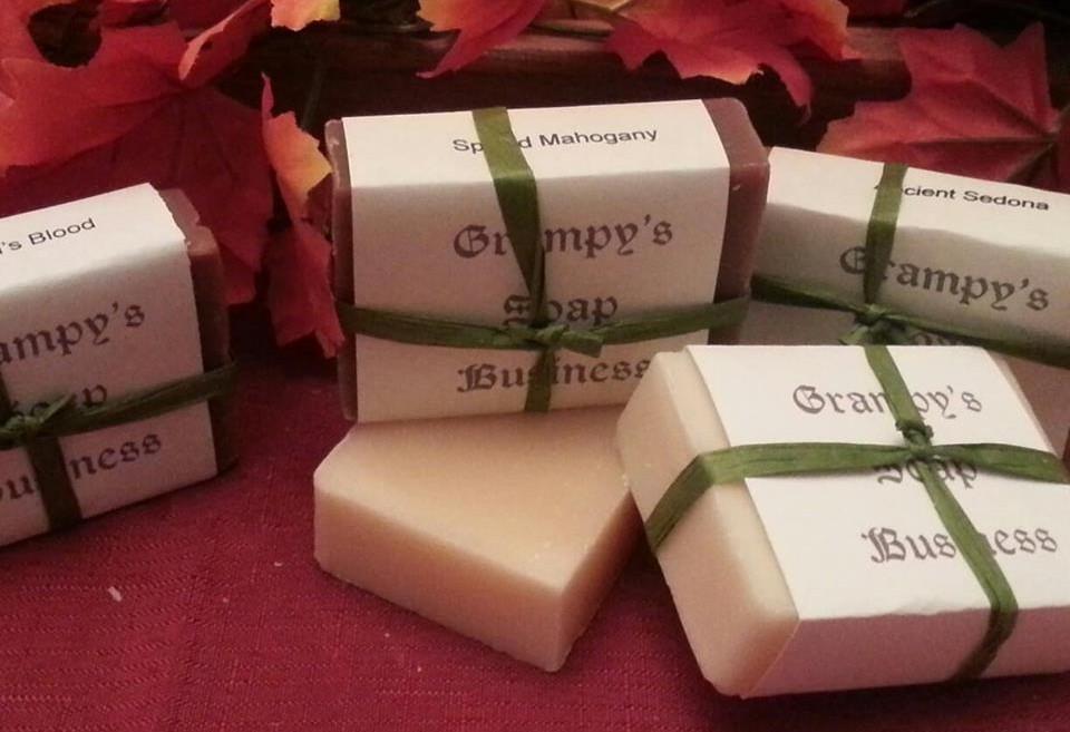 grampys-soap-bars